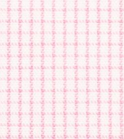 N1-3653407 Pink Broadcloth Graph Check