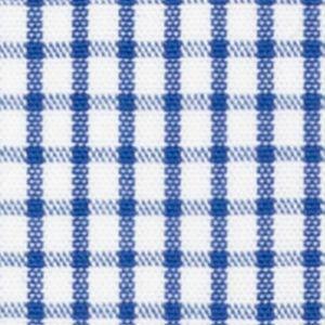 N1-3653410 Blue Broadcloth Graph Check