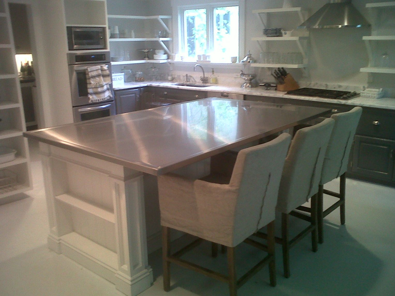 Ss Countertops Stainless Steel Countertops – Custom Metal Home