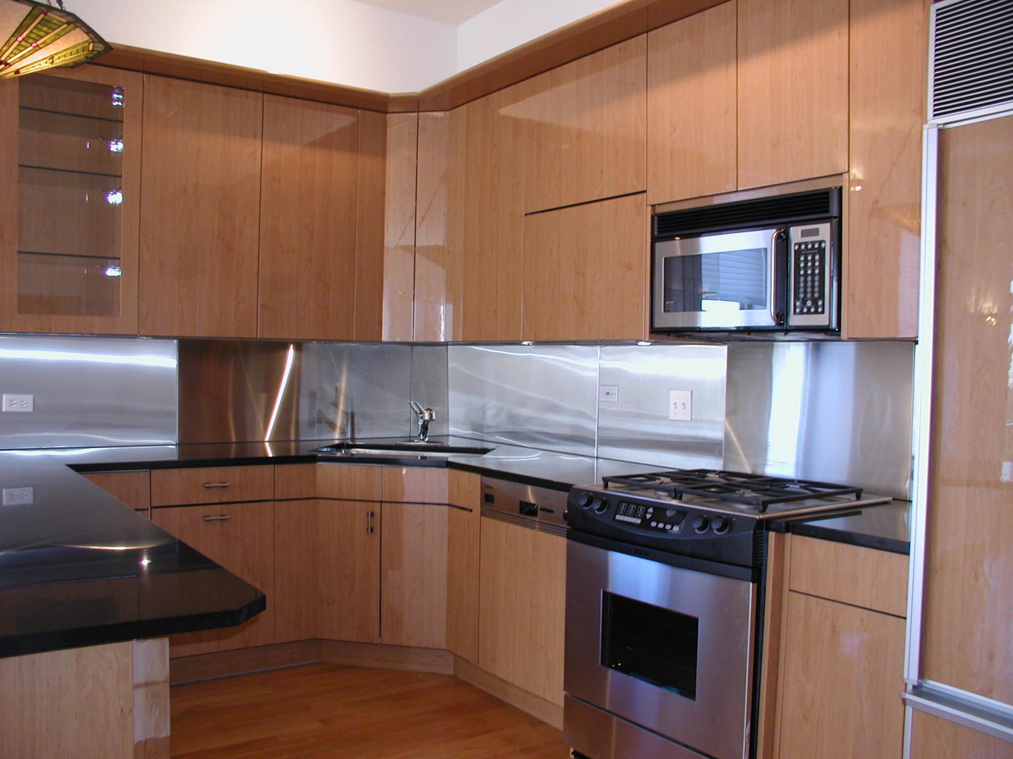 metal kitchen backsplash decorative floor mats stainless steel sheets  home decor