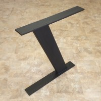 Zaira Table Legs  Custom Metal Home