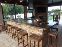 Outdoor Kitchen Pavilion Designs