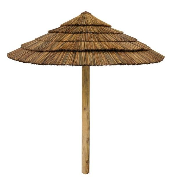 Custom Palm Trees.thatched Umbrellas