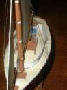 Maqueta 3D recortable del velero Weekender. Manualidades a Raudales.