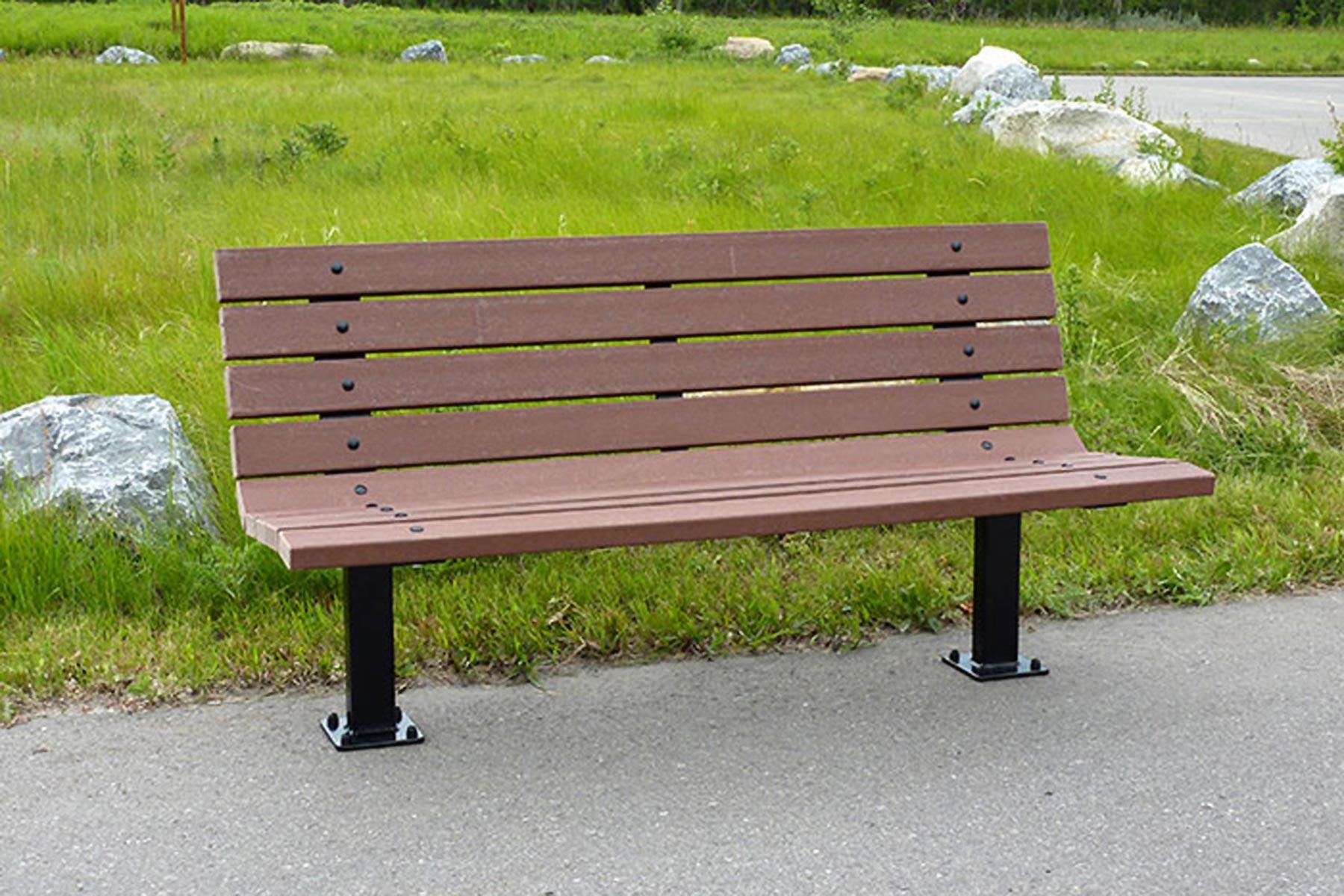 Series Ar Benches  Custom Park & Leisure