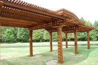 Multi-Level Shade Structures  Custom Patio Designs ...