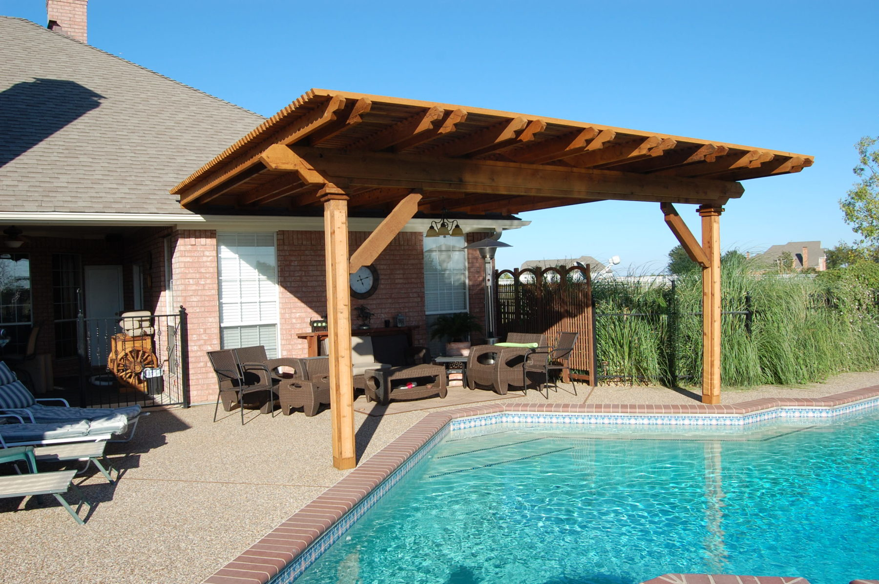 Spaced 22 Shade Structures  Custom Patio Designs