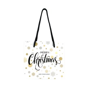 Mini Shopping Bags Logo 01