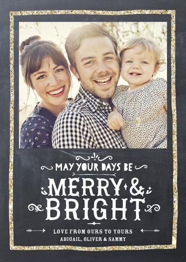 Stylish Christmas Cards Tiny Prints Custom Printing Deals