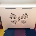 Butterfly Custom Radiator Covers