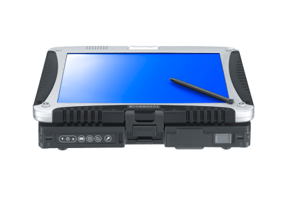 CF-19 Tablet View