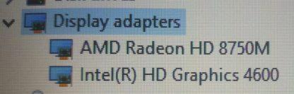HP 650G1 Dual Video