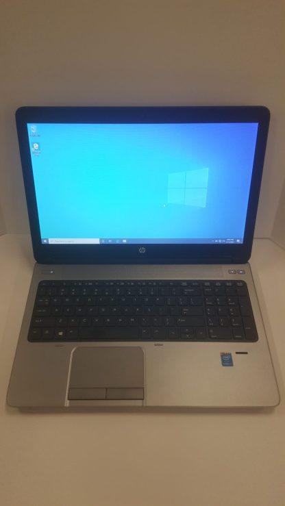 HP 650G1 Open
