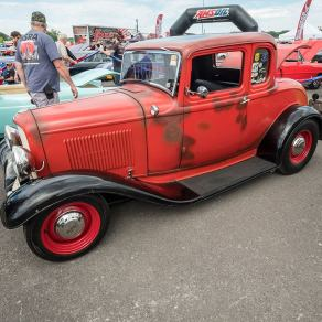 1932 Ford 5W Coupe - Car Show - 9