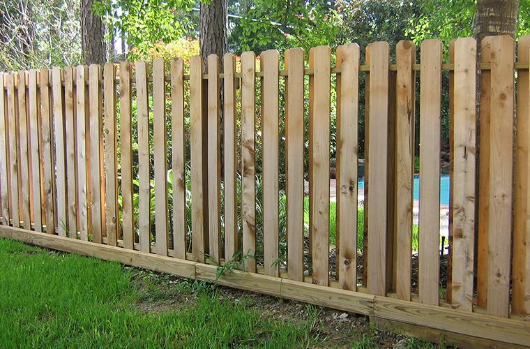 wood fences gates csf