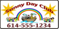 Childcare Banner Design Templates You Customize!
