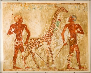 ancient egypt zoo