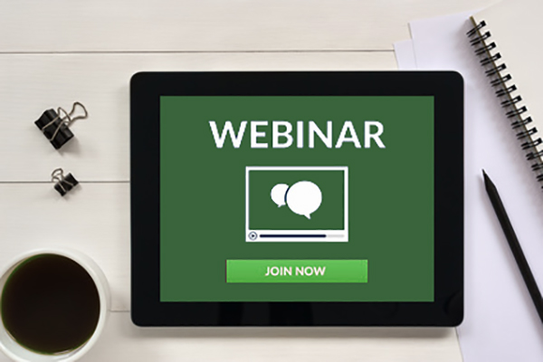 Global Trade Webinars Announced