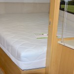 Motorhome Caravan Mattresses Made To Measure Uk Made Diagonal Corner Cut Ebay