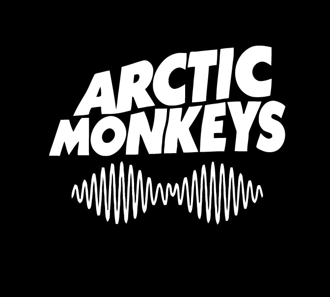 arctic monkeys band stickers