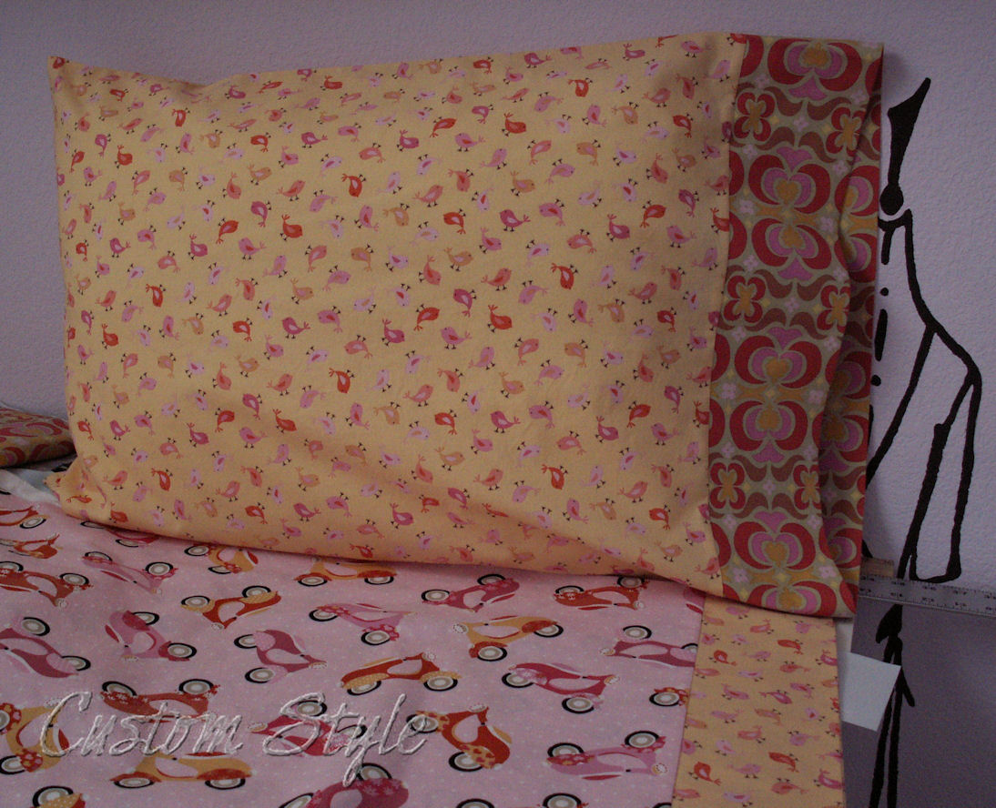 make your own pillowcases