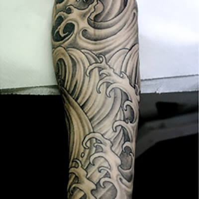 Tattoo Sleeve Gap Filler Ideas