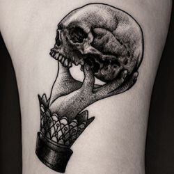 Skull Tattoo Meanings Custom Tattoo Design