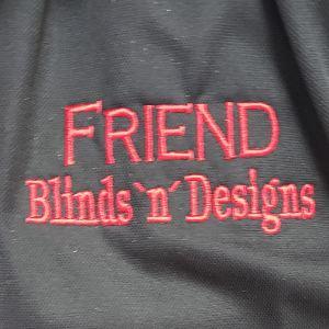 Friend Blinds'n'Designs
