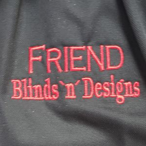 Friend Blinds 'n' Designs