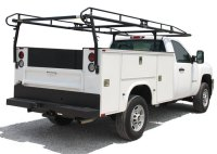 Kargo Master Truck Ladder Rack - Pickup Truck Racks