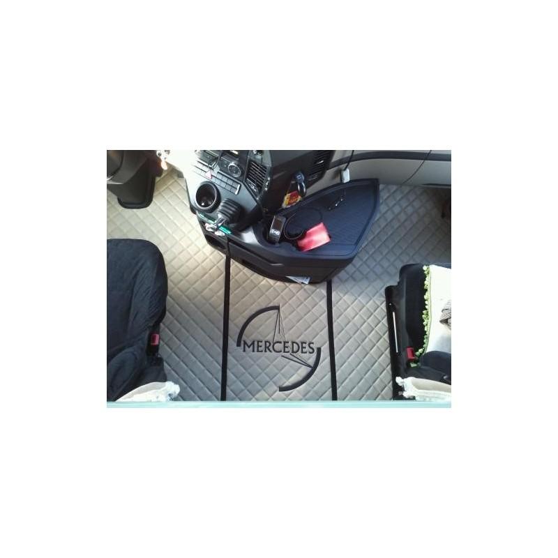 capot moteur tapis de sol mercedes actros 2012 avec logo