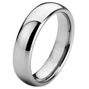 4mm-white-polished-finished-tungsten-ring