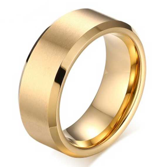 brushed-gold-mens-8mm-tungsten-ring