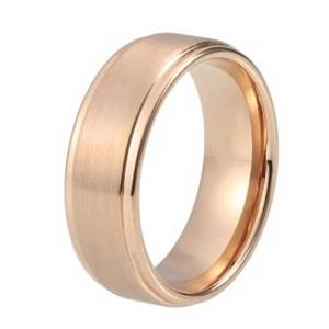 mens-8mm-rose-gold-tungsten-ring---custom-tungsten-rings