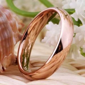 mens-unisex-4mm-rose-gold-tungsten-ring