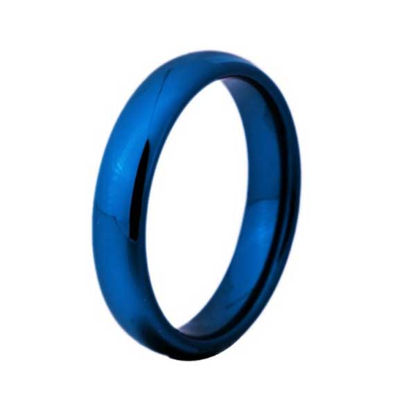 mens-unisex-4mm-blue-tungsten-ring