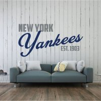 New York Yankees - Yankee Wall Decal - Baseball ...
