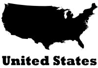 United States Map Wall Decal United States Map Wall Decal