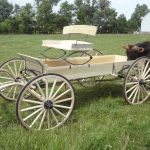 Buckboard Wagon Custom Wagon Wheels