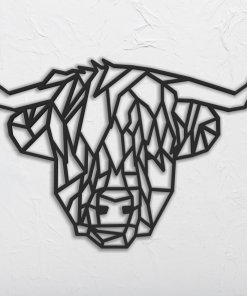 highland cow decor