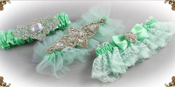 531-Mint-Green-Wedding-Garters-531
