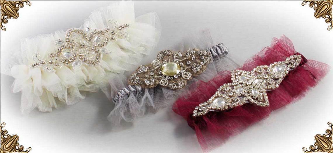 Tulle-Wedding-Garters-Bridal-Garter-Prom-Garters-Custom-Wedding-Garter-Linda-Joyce-couture