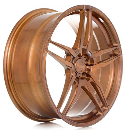 adv1 wheels light weight racing mono block bronze aftermarket rims C