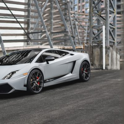 Кованые диски HRE P101 для Lamborghini Gallardo Superleggera