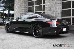 Mercedes Sclass coupe amg hre p103 3