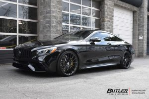 Mercedes Sclass coupe amg hre p103 5