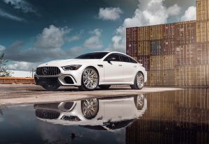 agl58 agluxury Mercedes benz GT63. Диски для Mercedes-AMG X290 GT 53 4MATIC+ и AMG GT 63
