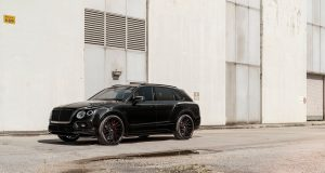 bentley bentayga agluxury wheels agl41. Кованые диски для Bentley Bentayga