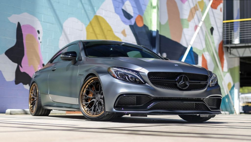 mercedes benz c63s edition1 amg. диски для Mercedes-AMG Coupe C63S