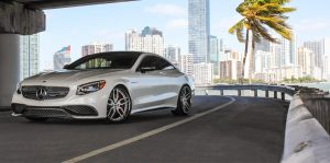Диски для mercedes s65 coupe. AG Luxury. AGL26.